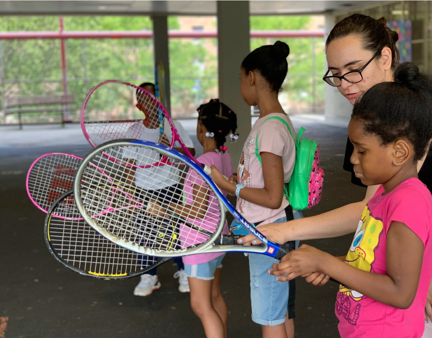 Tennis-Instruction-PS200-Summer-Camp