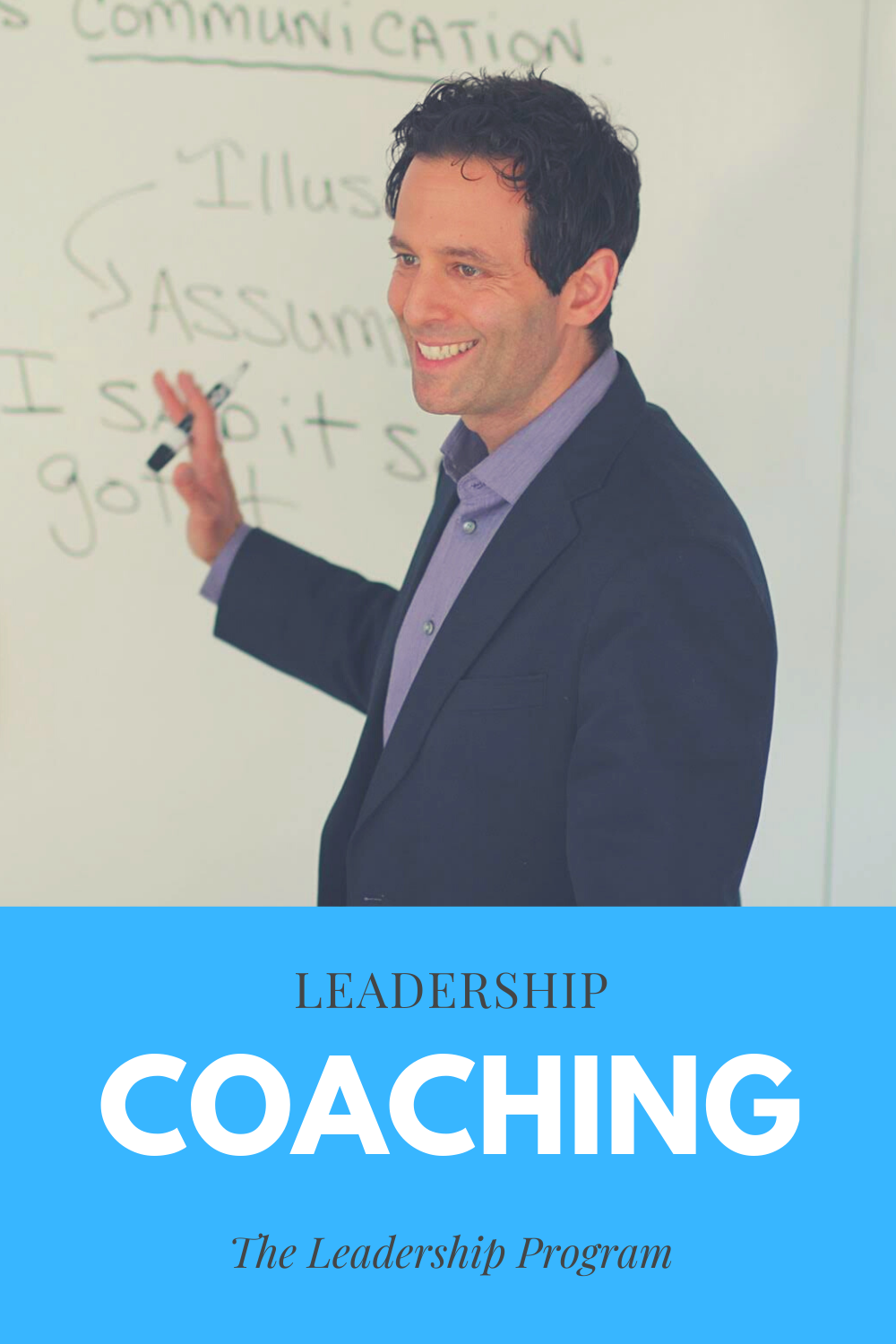 Leadership Coaching Greg